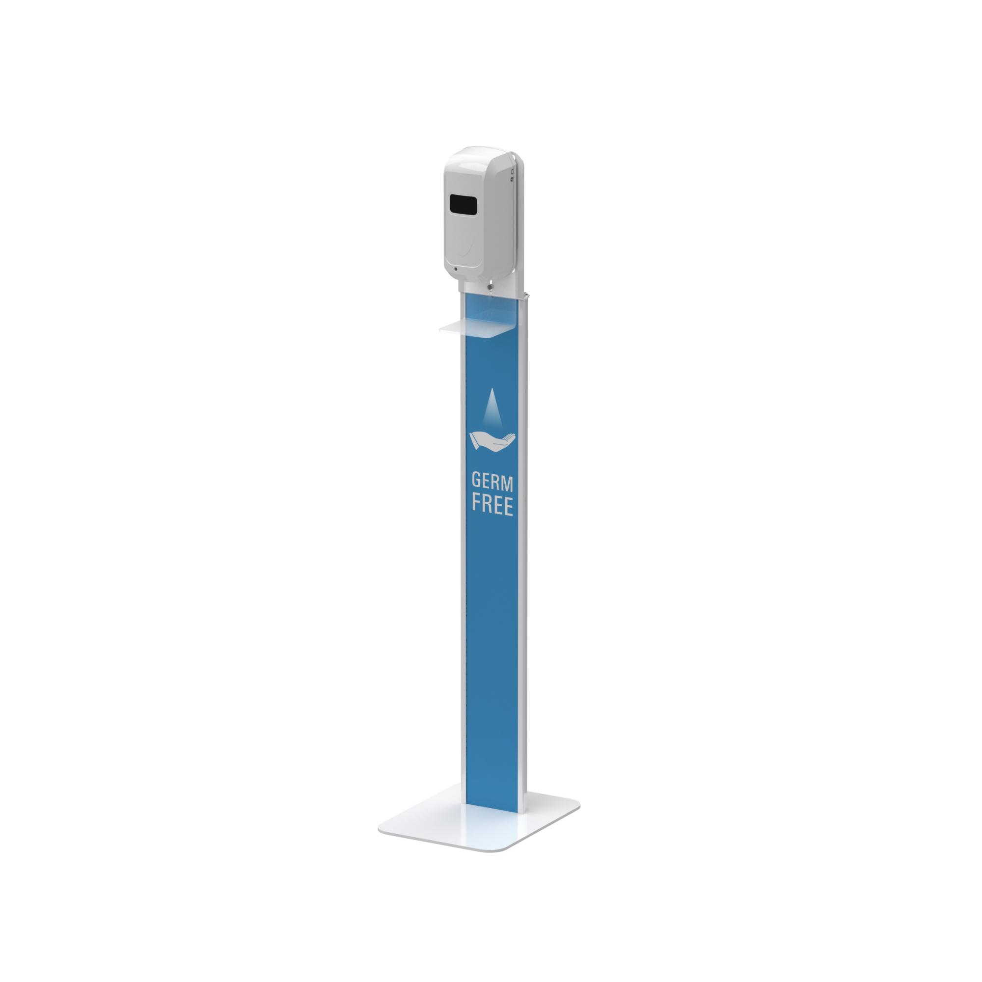 Hand Sanitizer Dispenser Station Stand DS-F09
