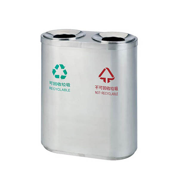 Direct-In Round Indoor Sortable Dustbin SD01