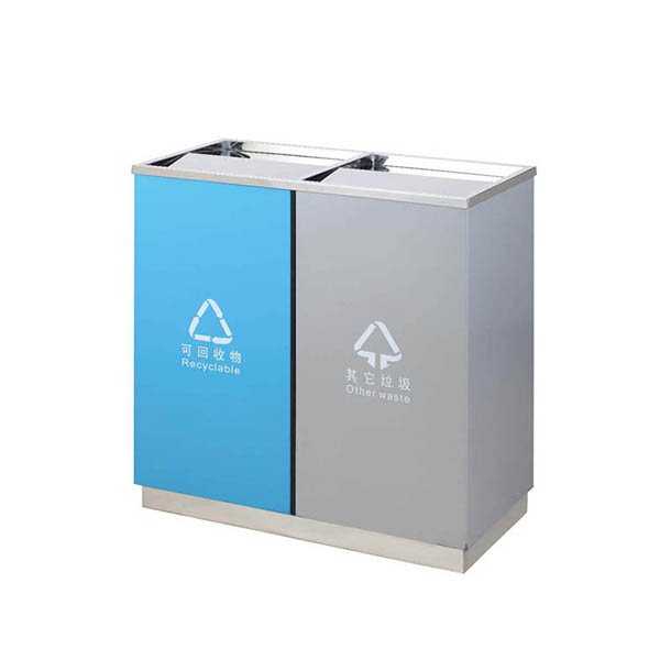 Direct-in Square Sortable Dustbin SD04-B