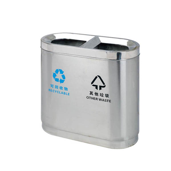 Open Top Indoor Sortable Dustbin SD07