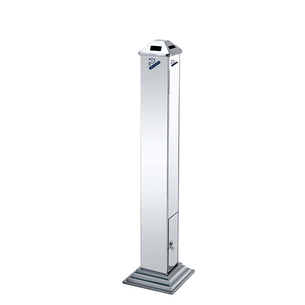 Floor Cigarette bin TS-FCB01