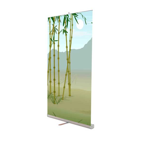 Roll up banner stand R-04B