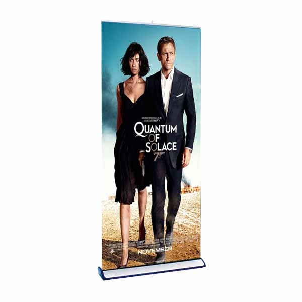 Roll up banner stand R-05