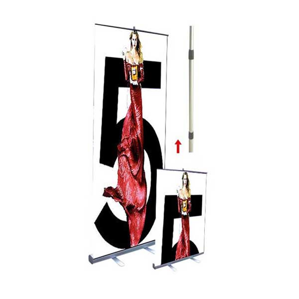 Roll up banner stand R-06B