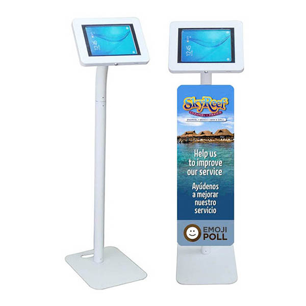 DUR-LOCK iPad/Tablet Kiosk LSF01-C